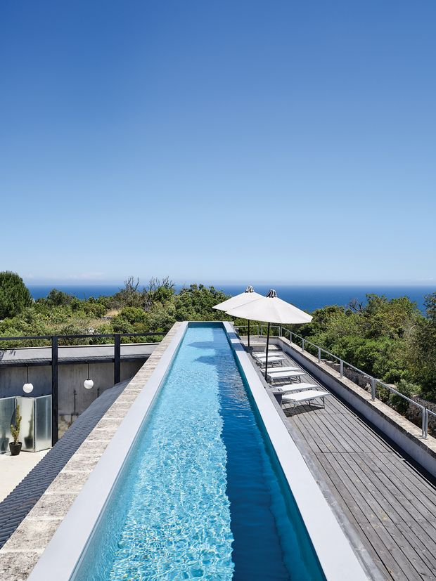 The Italian Home That's Beyond Perfect for Outdoor Living and Hosting -